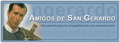 Visita el blog de los Amigos de San Gerardo