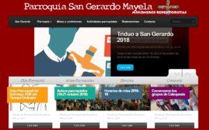 Bienvenido a la nueva web de la Parroquia de San Gerardo.