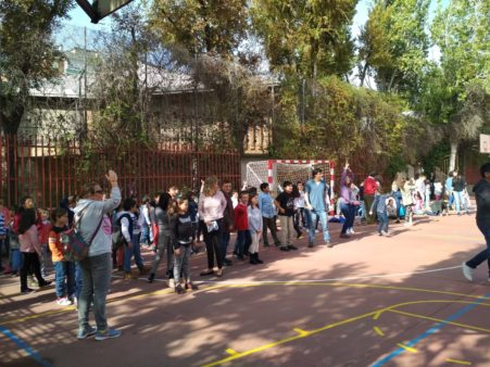 Juegos para los niños en el Triduo de San Gerardo 2018