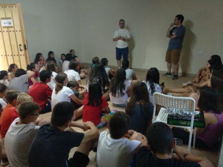 Campamento 2019 de la Parroquia de San Gerardo